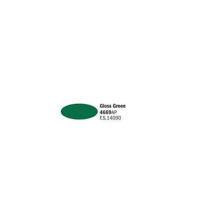 Gloss green (FS 14090)