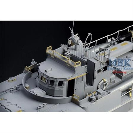 Schnellboot Typ S38 mit 4 cm Flak 28 (Bofors)