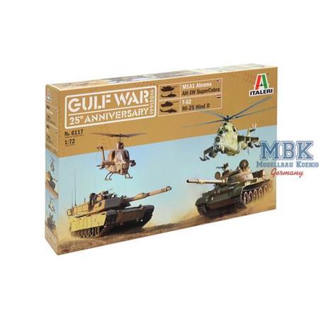 GULF WAR 25th ANNIVERSARY - BATTLE SET