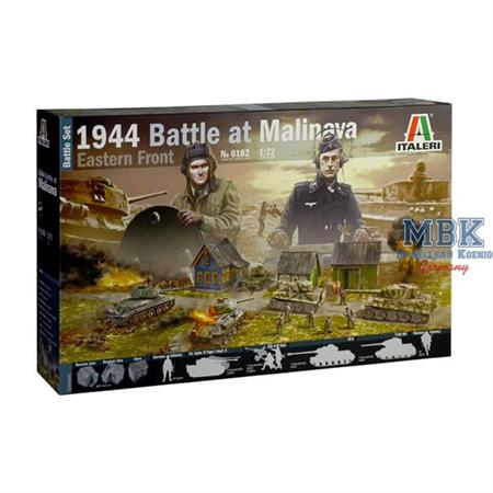 1944 Battle at Malinava Battle Set