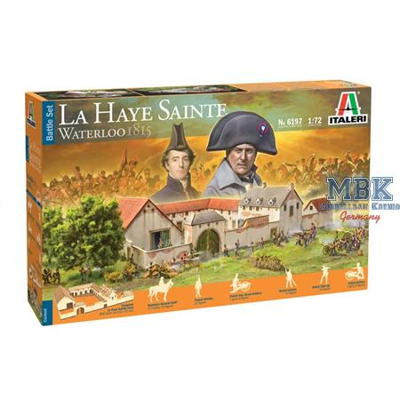 Battle-Set Waterloo La Haye Sainte