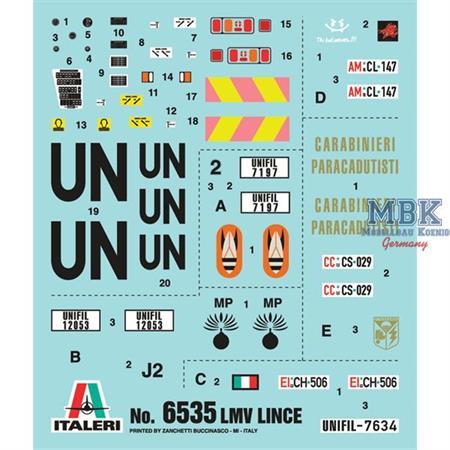 Lince  UN