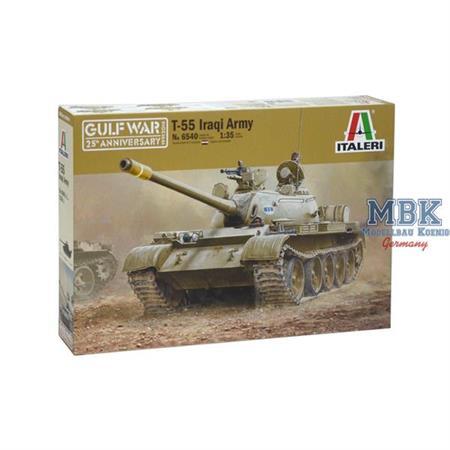 T-55 - GULF WAR 25th ANNIVERSARY