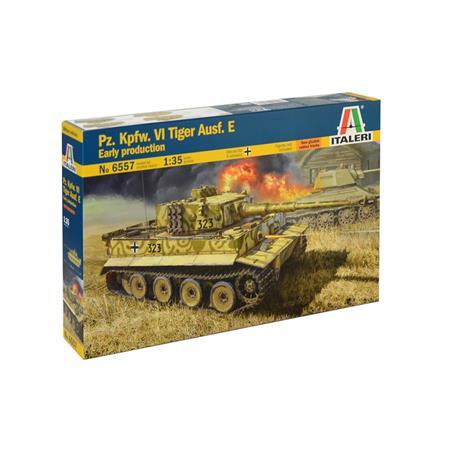 Pz. Kpfw. VI Ausf. E Tiger early Produktion