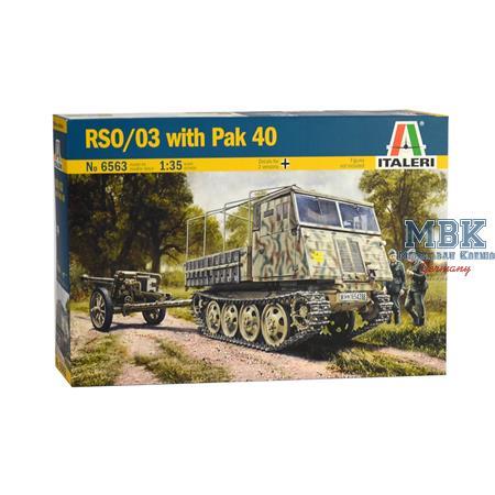 RSO/03 with Pak 40    1/35