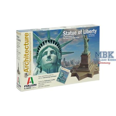 The Statue of Liberty - Freiheitsstatue