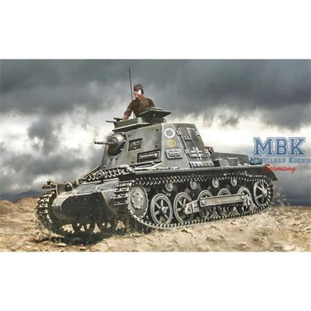 Sd. Kfz. 265 kleiner Panzerbefehlswagen