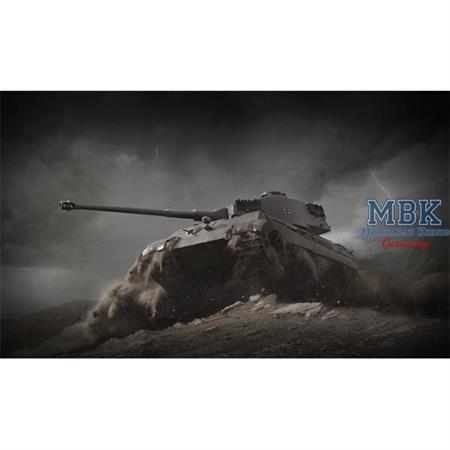 WoT Tiger II Model Set 1/72