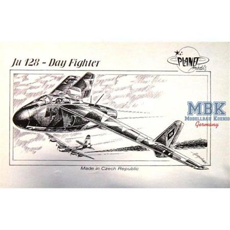 Junkers Ju 128 Day Fighter