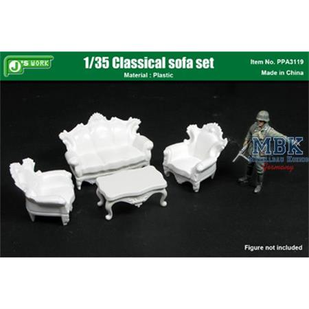 1/35 Classical Sofa Set