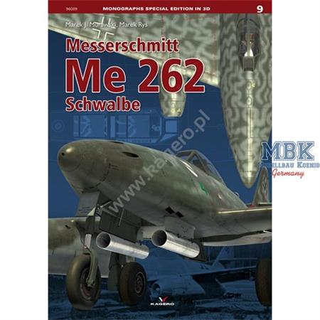Monographs Special Edition09 Messerschmitt 262