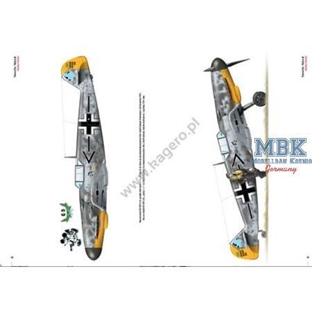 Camouflage & Decals - Bf109 F - G