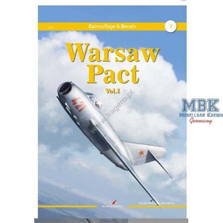 Camouflage & Decals - Warsaw Pact Vol. 1