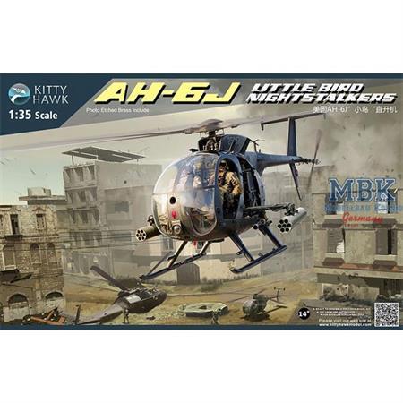AH-6J Little Bird 1:35