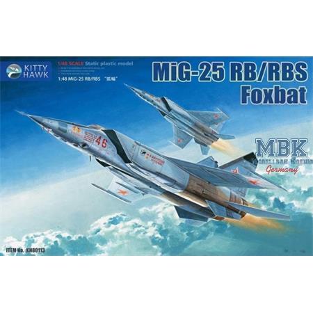 Mig-25 RB / RBT Foxbat