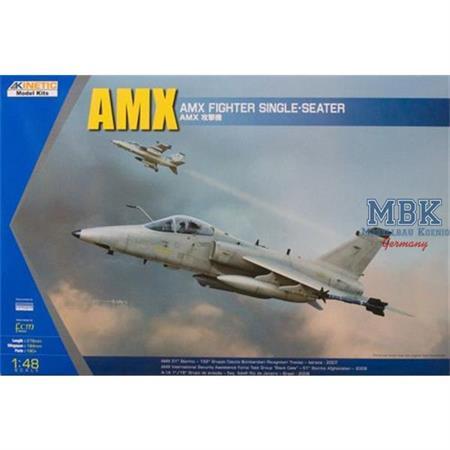 AMX International A11 'Ghibli'/A-1