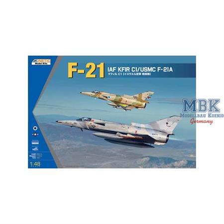 IAI  KFIR C1 / F-21