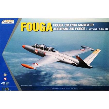 Fouga Magister CM 170 Österreich / Austria