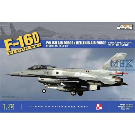 """F-16D Block 52+ """"Hellenic AF / Polish AF"""""""