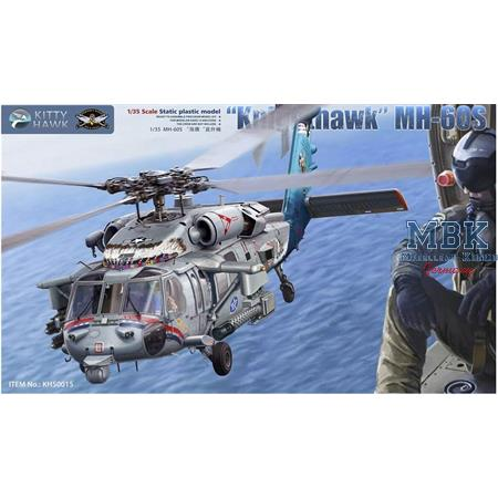 MH-60S Knighthawk w/  M197 Cannon   1:35