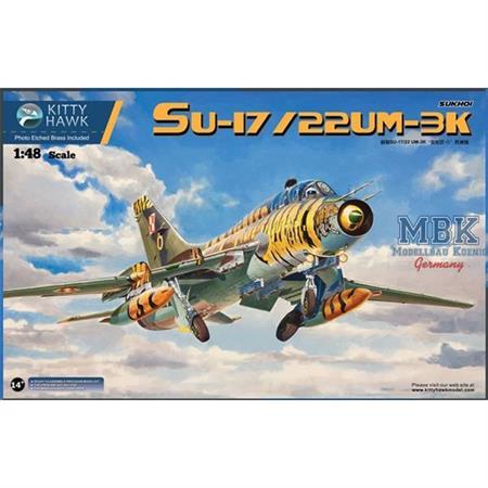 Sukhoi Su-17 /22UM-3K