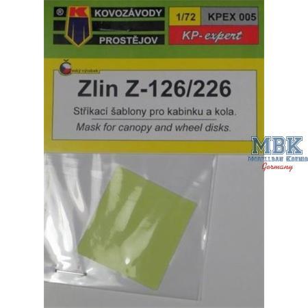 Zlin Z-126/ 226 Mask