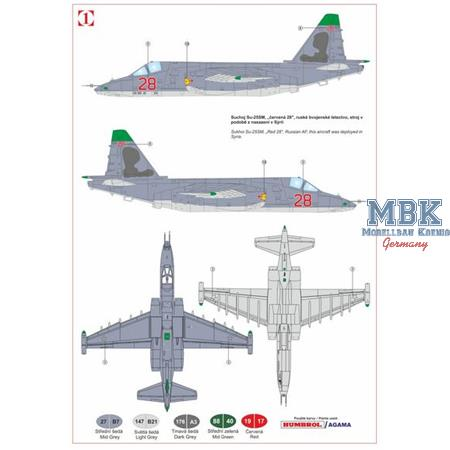 Sukhoi Su-25SM
