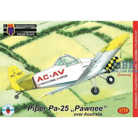 "Piper Pa-25 ""Pawnee"" - ""over Australia"""
