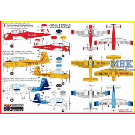 """Let Z-37A-2  """"Cmelák"""""""