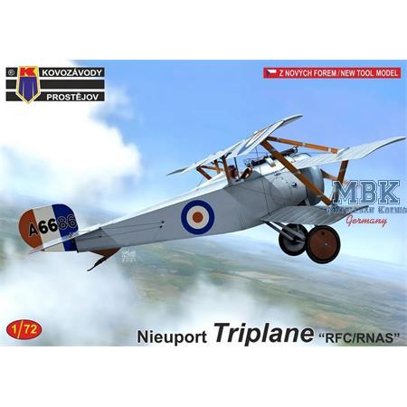 """Nieuport Triplane """"RFC/RNAS"""""""