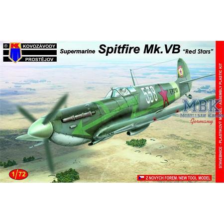 """Spitfire Mk.Vc """"Four Barrels over Malta"""""""