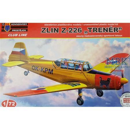 """Zlin Z-226 """"Trenér"""""""