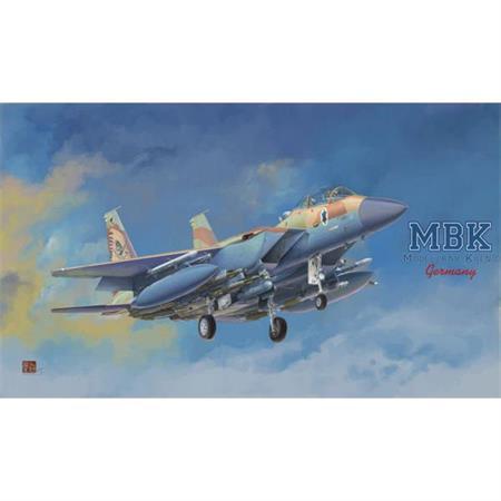F-15I - Ra'am Israel Air Force