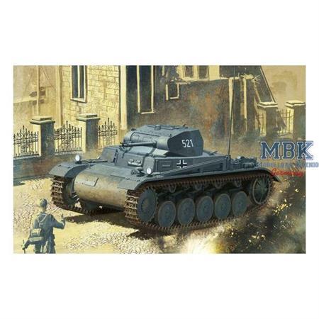 Pz.Kpfw. II Ausf. B ~ Smart Kit