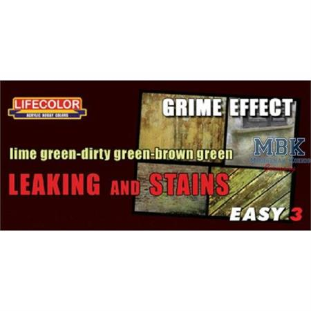 Leaking and Stains: Grime Effect Set