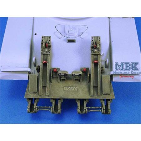 Magach 6B Instructor Chair/KMT Adapter Set