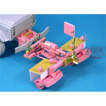 """M923 """"Spark"""" Front Mine Roller Set"""