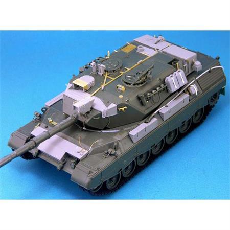 Leopard 1A5DK1 Conversion set