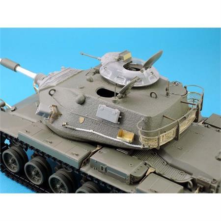 M60A1 Basic Detailing set for Afv Club