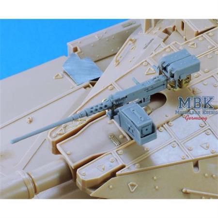 IDF Tank Cal .50 Set III