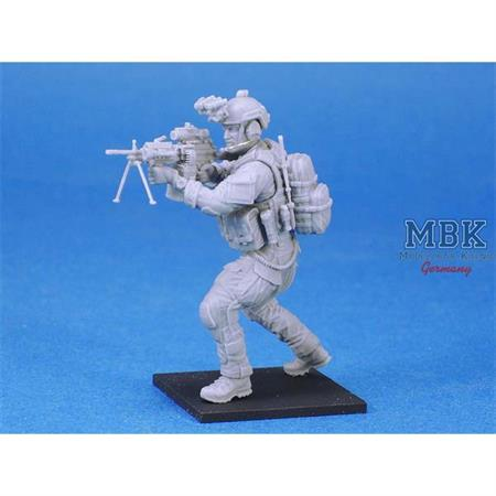 US Navy Seal 2 MK.48 MG Gunner