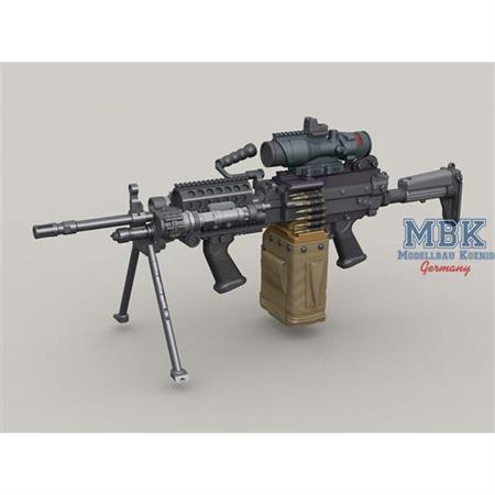 Mk.48 MG Set  3ea