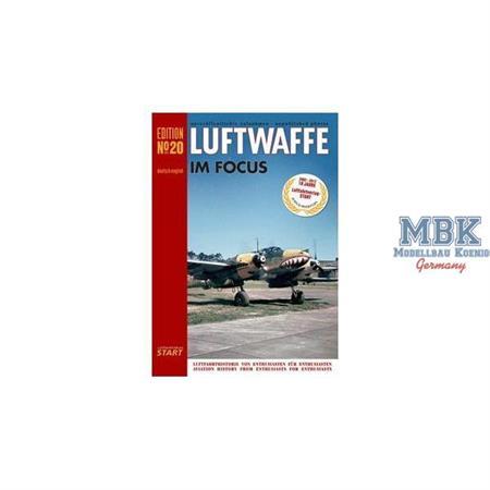 Luftwaffe im Focus Nr.20 - Jubiläumsausgabe