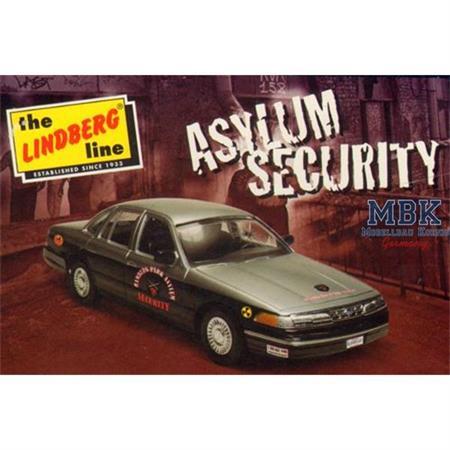 Asylum Security - Police Crown Victoria (Polizei)