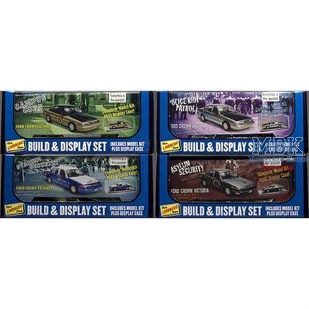 Stadium Security - Police Crown Victoria (Polizei)