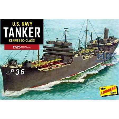 U.S. Navy Tanker (Kennebec-Class Fleet Oiler)