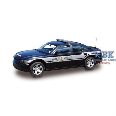 Dodge Charger North Carolina Police Car