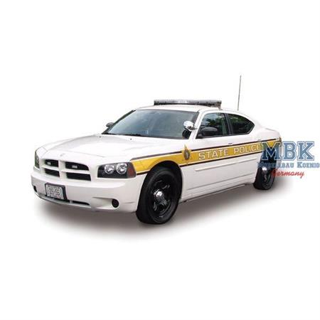 Dodge Charger Illinois Police Car