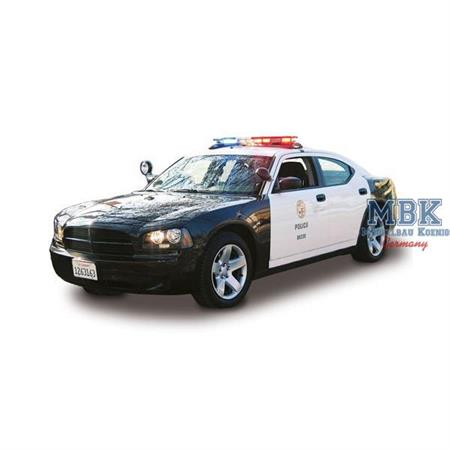 Dodge Charger LAPD Police Car