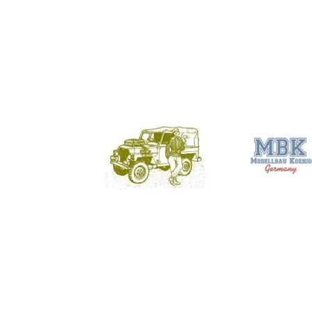 Land Rover Lightweight Soft Top
